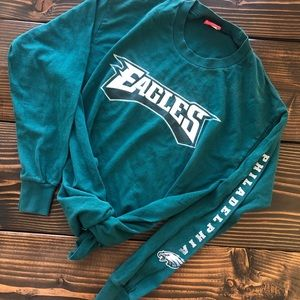 NFL PHILADELPHIA EAGLES LONG SLEEVE